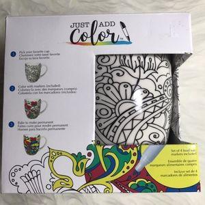 Color Me Mug Arts and Crafts